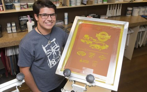 Interview with Brandon Bollinger, 'OC Register' Varsity Artist