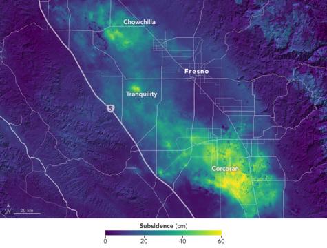 San Joaquin Reaches a New Low