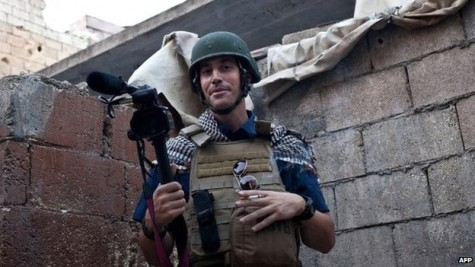 American Reporter James Foley Murdered by ISIS