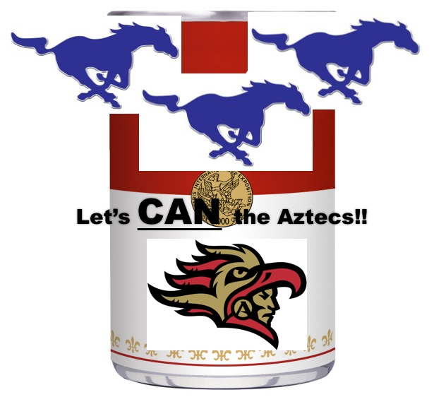 Let's CAN the Aztecs!