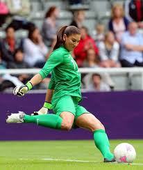 Hope Solo--false idol?