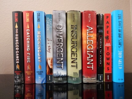 Young Adult Books on the Rise