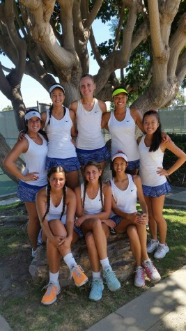 Mustang Tennis Take-Over