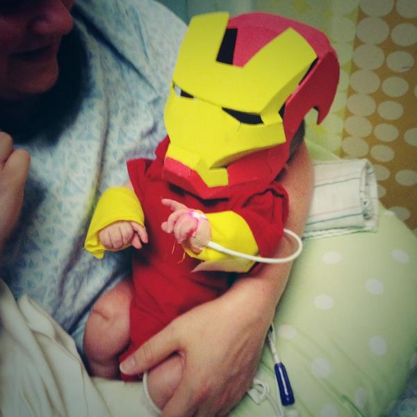 Real Life Iron Man