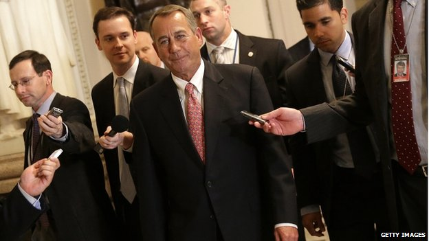 House+Speaker+John+Boehner+has+said%2C+%22Thank+you+and+Merry+Christmas.%22%0ACourtesy+of+Getty+Images