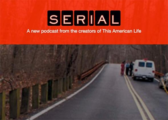 Serial Podcast has taken the internet by storm. Picture courtesy of Slate.com