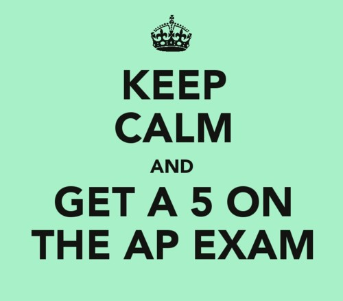 AP Exams now on Sale!