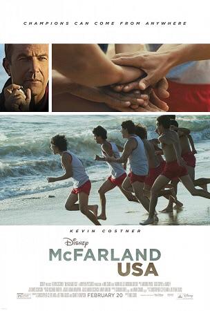 McFarland USA - Movie Review