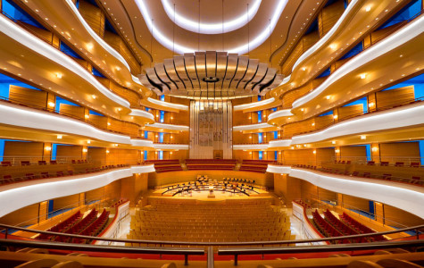 The Segerstrom Hall of the Orange County Performing Arts Center is one of the best stages in Southern California, and on March 26, the YLHS/EHS Sinfonia Orchestra will be performing on this stage.