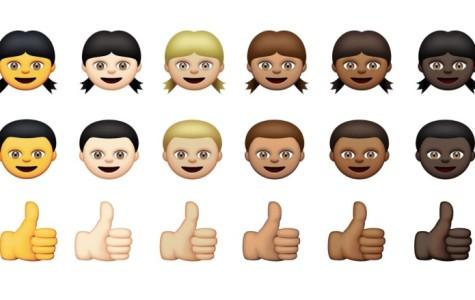 Apple's Diverse Emojis