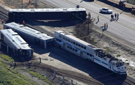 Metrolink Crashes