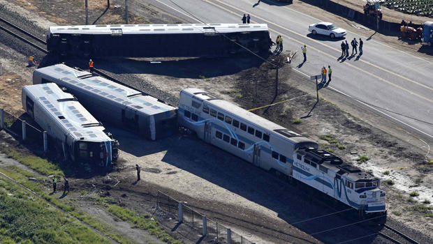 Metrolink Crashes