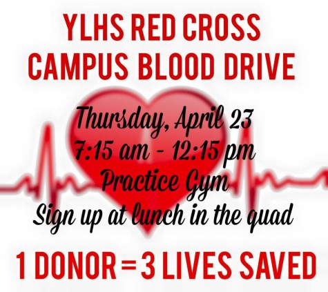 Blood Drive Recap!