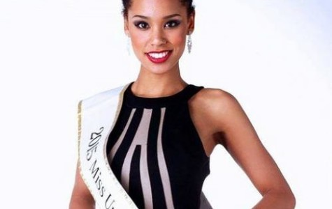 Japanese Beauty Queen Makes History