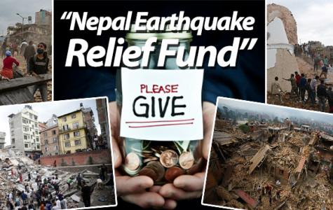 All proceeds go to the Nepal earthquake fund after the recent tragedies.