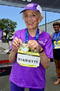 The 92-year-old Cancer Survivor Became Oldest Woman to Finish Marathon