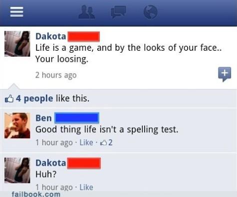 Grammar Abuse