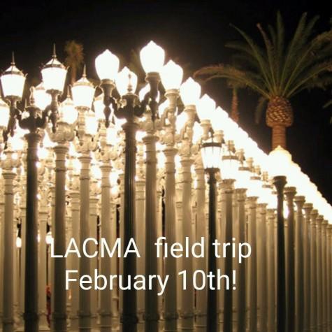 LACMA Field Trip