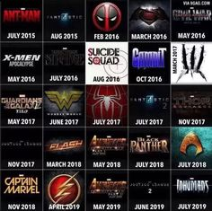2016 Movie Preview