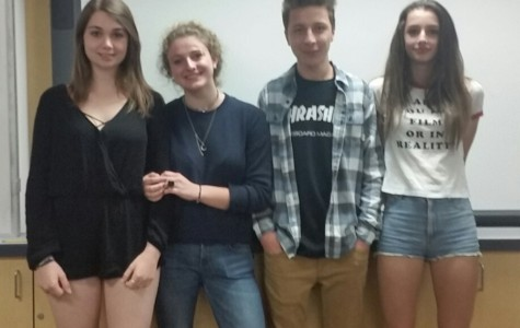 French Exchange Students visit YLHS