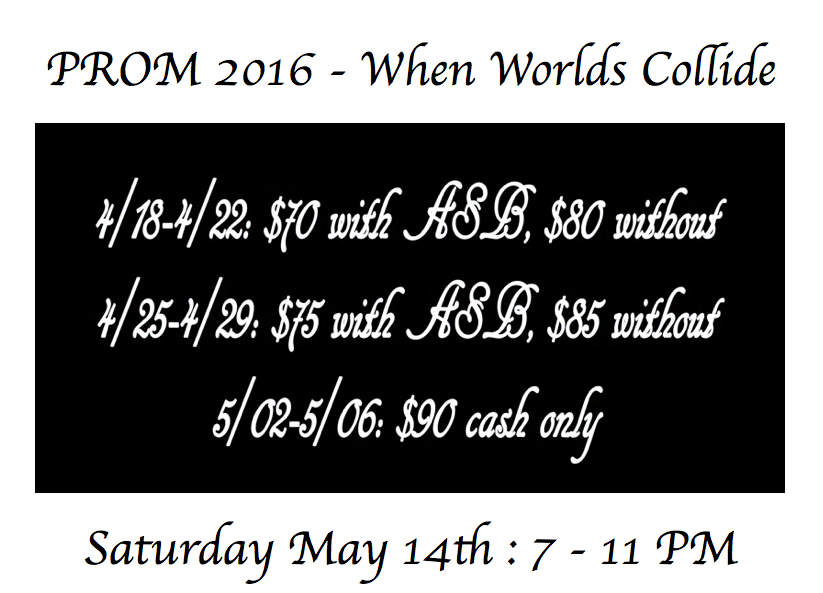 Prom+2016+-+When+Worlds+Collide