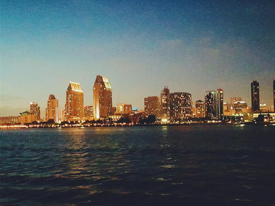 Stunning+night+views+of+San+Diego