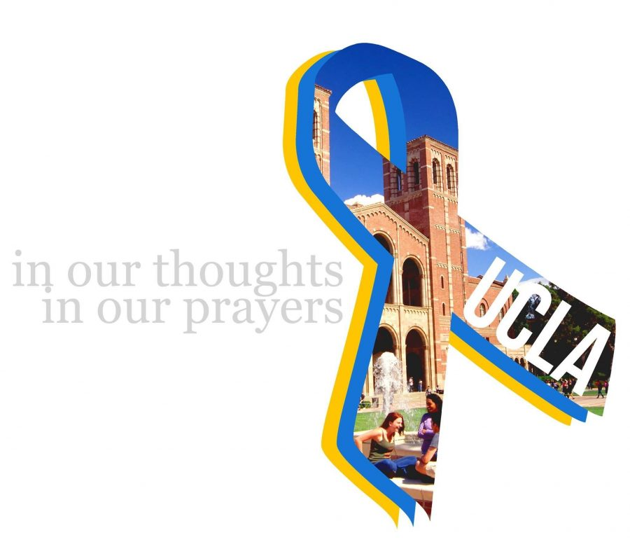 #UCLAstrong (Photo courtesy of Tumblr)