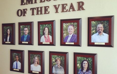 Employees of the Year!