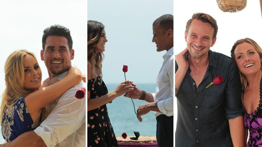 Engaged Couples on Bachelor in Paradise 3 (Photo Courtesy of Hollywood Reporter)