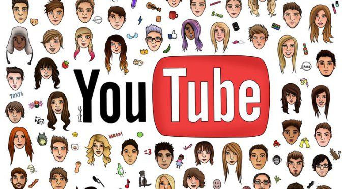 YouTube Sensations! Photo coutesy of Gazette Review