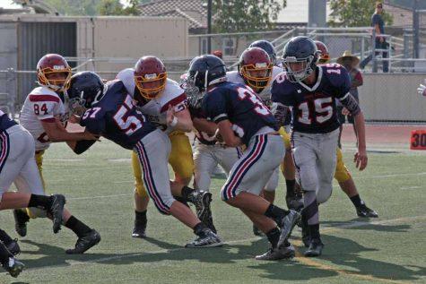 Freshman Football Team Winning Streak