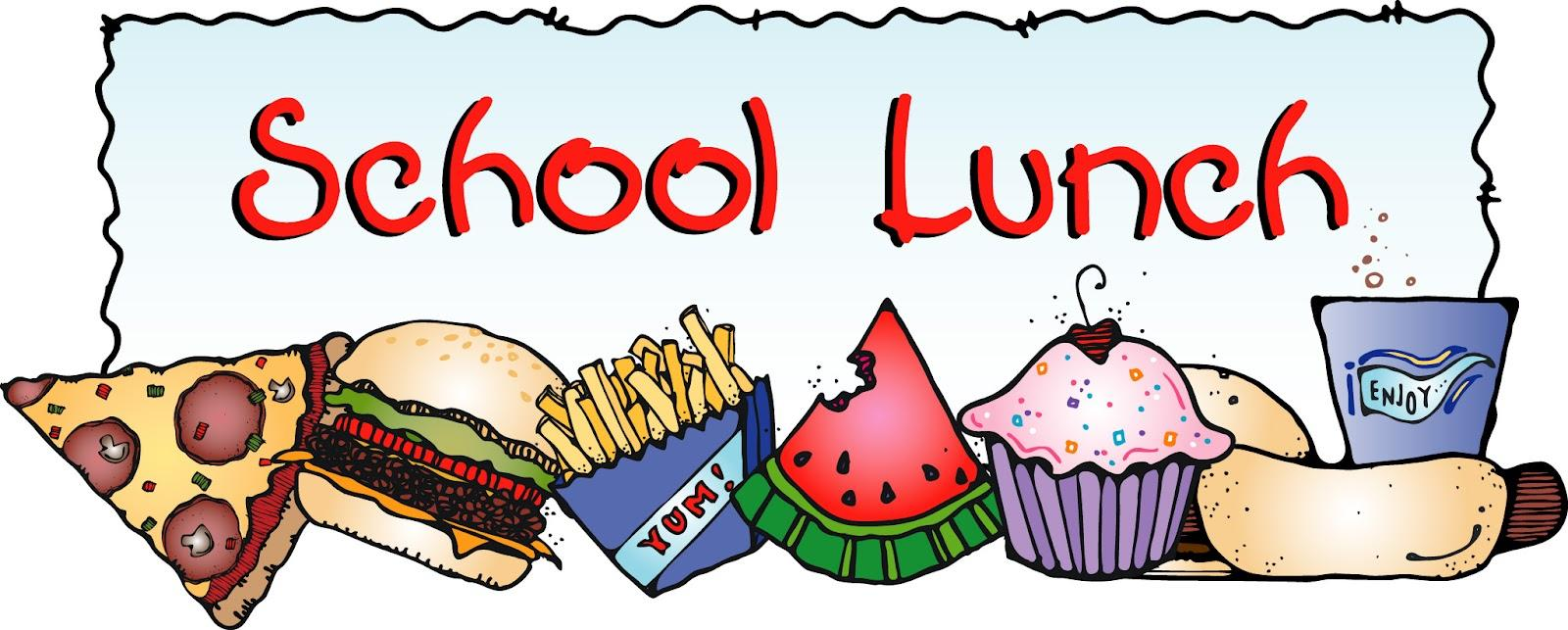 School Lunch http://clipartix.com/lunch-clipart/