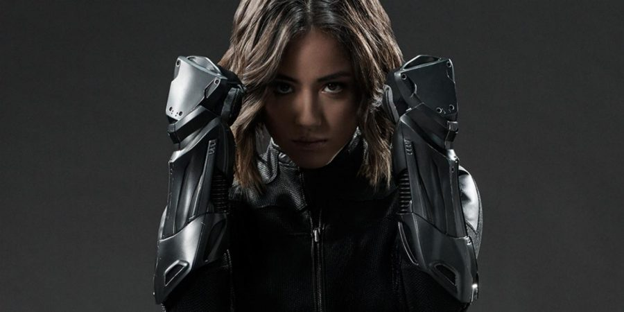 Chloe Bennet is the main character of the show