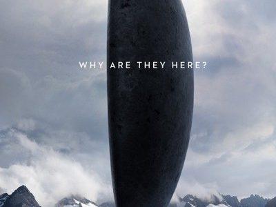 The official movie poster for Arrival (www.rogerebert.com/arrival)