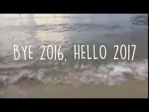 Bye 2016, Hello 2017! https://www.youtube.com/watch?v=Y8-VbCE119w