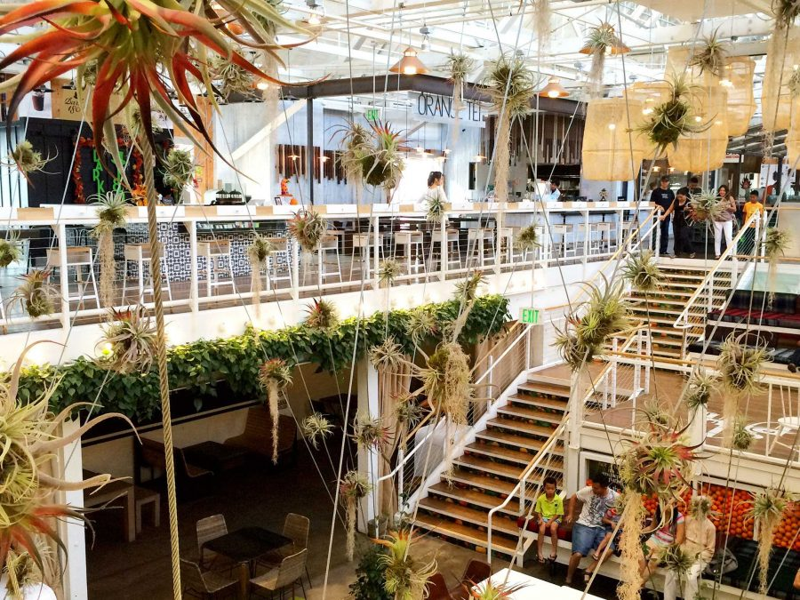 The inside venue of the Anaheim Packing House. Photo courtesy of cntraveler.com