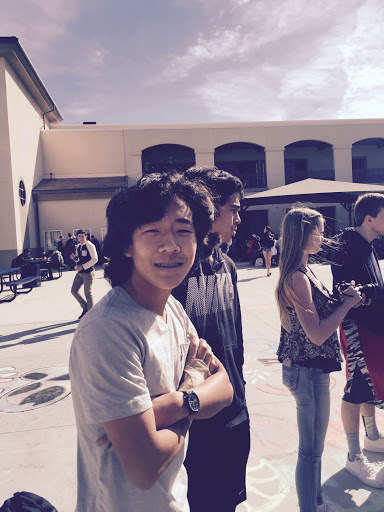 Blake Han is a sophomore destined for greatness.