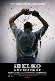 The Belko Experiment (Photo courtesy of Google)