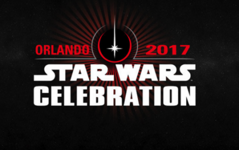 The Star Wars Celebration in Orlando, Florida
