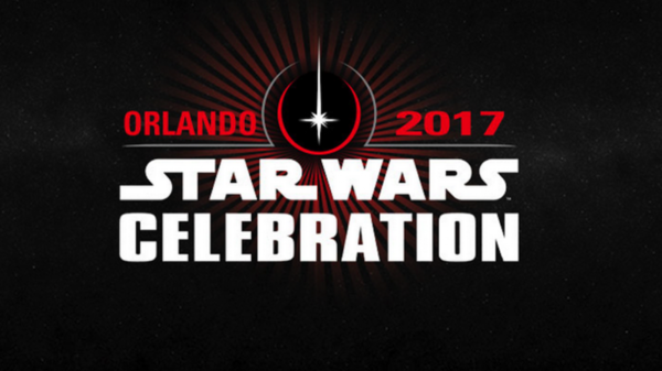 The Star Wars Celebration in Orlando, Florida