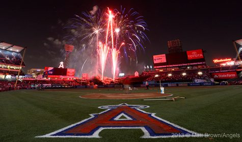 Photo Courtesy of Los Angels Angels: the Angels recently began their 56th season and look to make it to the playoffs.
