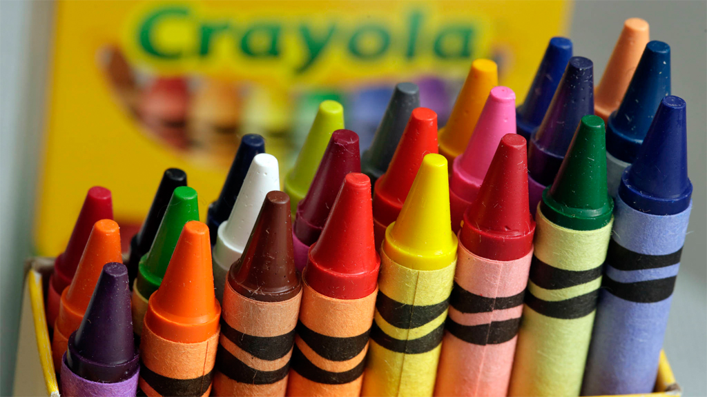 Crayons, Photo courtesy of Today