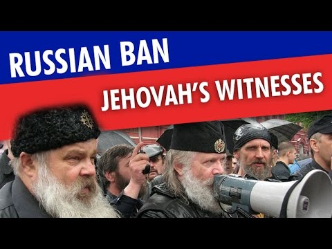 Persecution of Jehovah's Witnesses