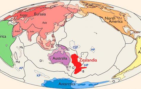 New Continent Found Under New Zealand