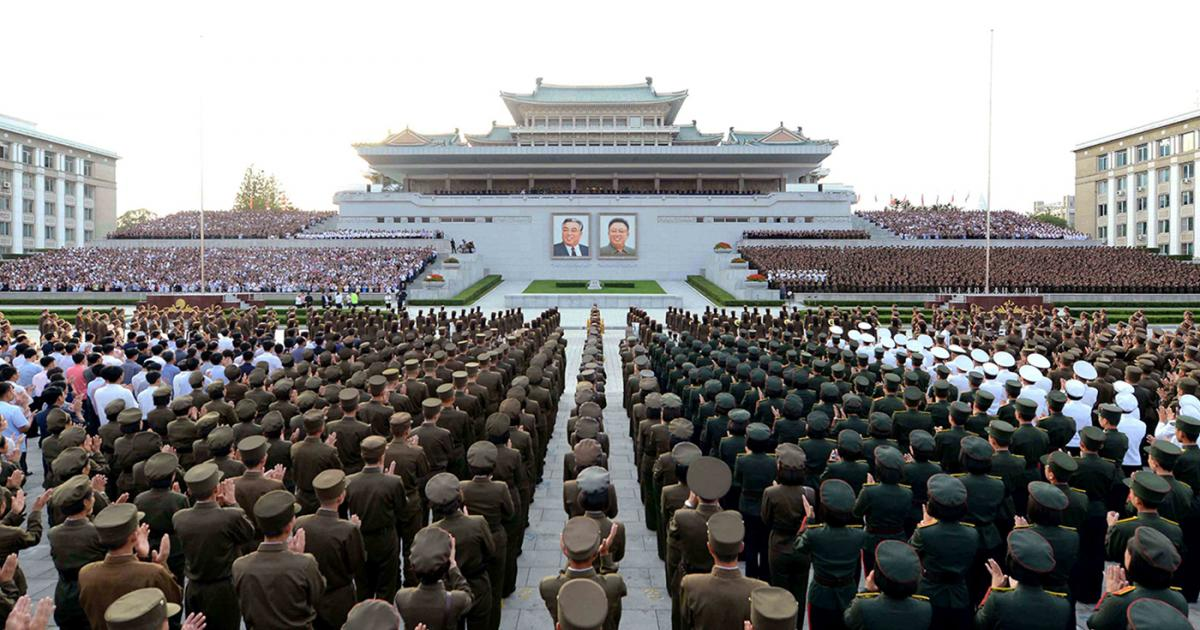 North Korea, Photo courtesy of Human Rights Watch