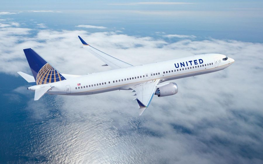 United Airlines; photo courtesy of Travel + Leisure