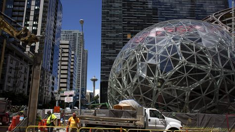 Amazon Building Homeless Shelters In Seattle
