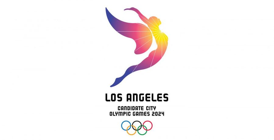 Los Angeles is competing with Paris to be the city that hosts the 2024 Summer Olympics.