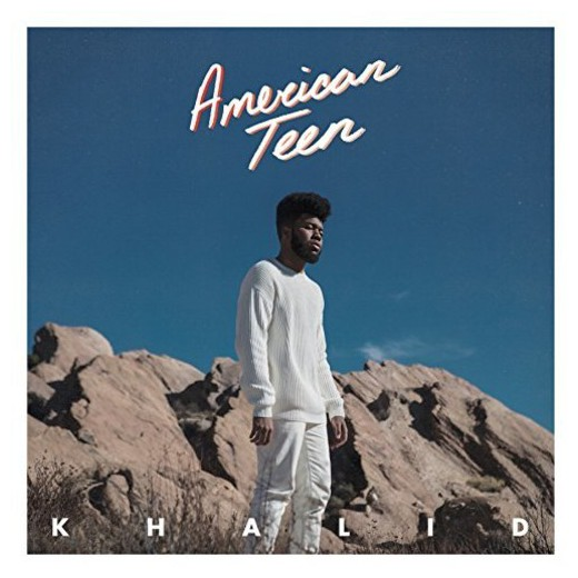 Khalid's album cover of his debut album. Photo courtesy of Target.com