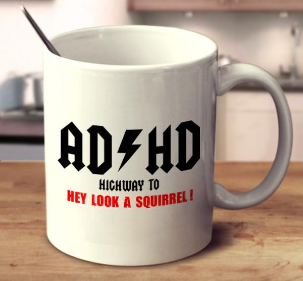 How people think coffee effects ADHD.